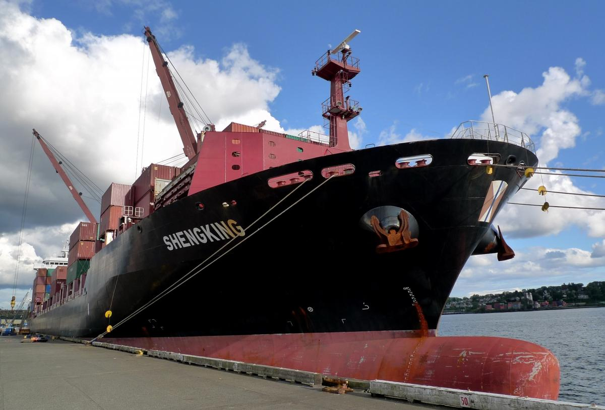 MV Shengking